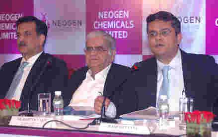 Neogen Chemicals向其股东名单中增加了另一位大手笔投资者